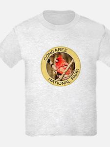 Congaree NP (Cardinal) T-Shirt