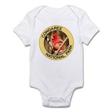 Congaree NP (Cardinal) Infant Bodysuit