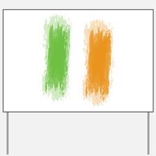 Ireland Flag Dublin Flag Yard Sign
