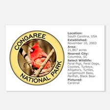 Congaree NP (Cardinal) Postcards (Package of 8)