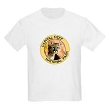 Capital Reef NP (Mountain Lion) T-Shirt