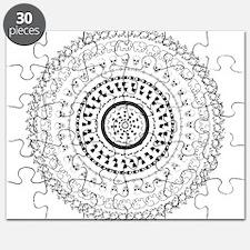 Psychedelics #3 Skulls Puzzle