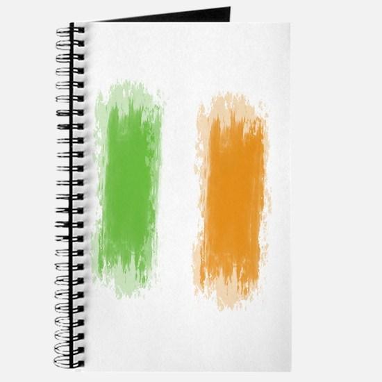 Ireland Flag Dublin Flag Journal