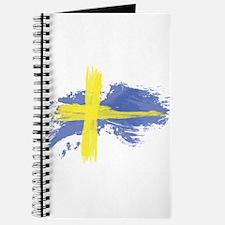 Sweden Flag Stockholm Journal
