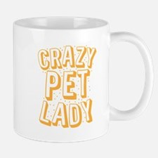 Crazy Pet Lady Mugs