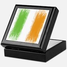 Ireland Flag Dublin Flag Keepsake Box