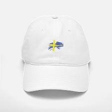 Sweden Flag Stockholm Baseball Baseball Cap