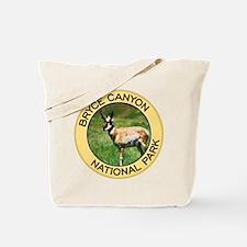 Bryce Canyon NP (Pronghorn Antelope) Tote Bag