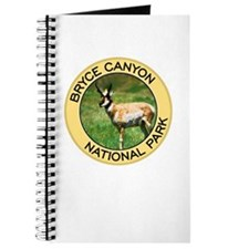 Bryce Canyon NP (Pronghorn Antelope) Journal
