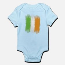 Ireland Flag Dublin Flag Body Suit