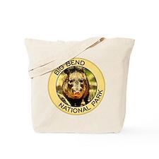Big Bend NP (Javelina) Tote Bag