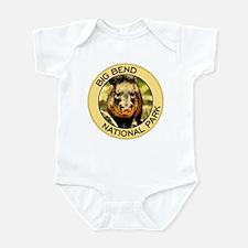 Big Bend NP (Javelina) Infant Bodysuit