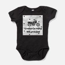 Unique New grandfather Baby Bodysuit