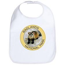 Badlands NP (Black-Footed Ferret) Bib