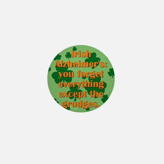 Irish Alzheimers Mini Button