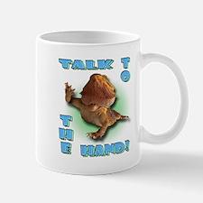 Bearded Dragon - Talk To The  Mug