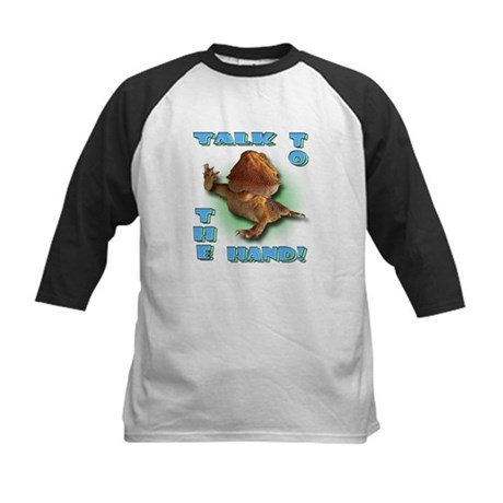 Bearded Dragon - Talk To The Kids Baseball Jersey