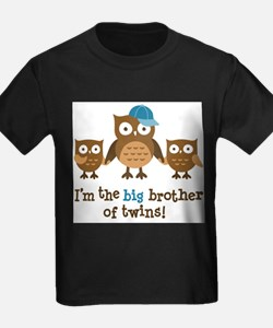 Cute Big brother owl T