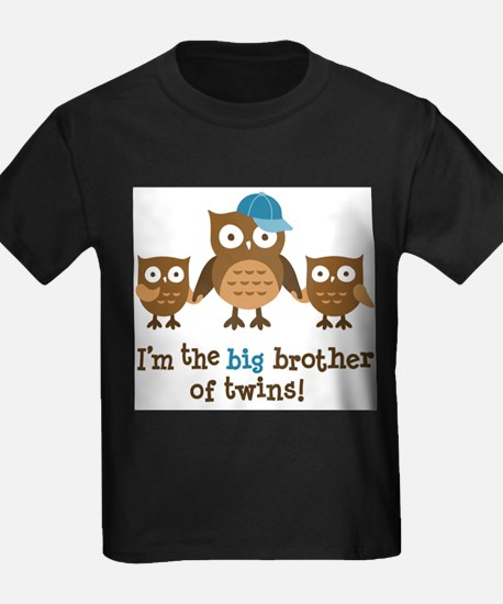 Unique Big brother of twins T