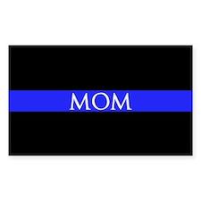 Police Mom Stickers