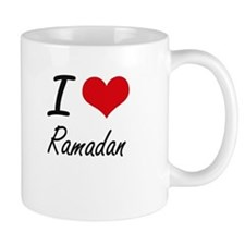 I Love Ramadan Mugs