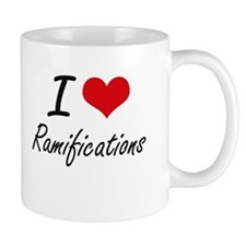 I Love Ramifications Mugs