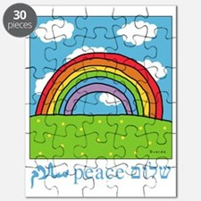 Peace Shalom Salaam Puzzle