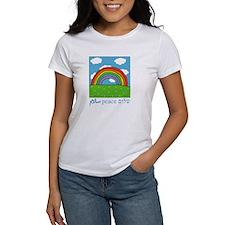 Peace Shalom Salaam Women's T-Shirt