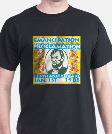Cute Emancipation day T-Shirt