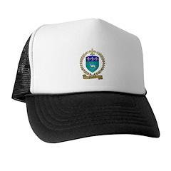 FUSELIER Family Crest Trucker Hat