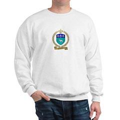 FUSELIER Family Crest Sweatshirt