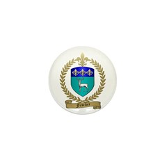 FUSELIER Family Crest Mini Button (10 pack)