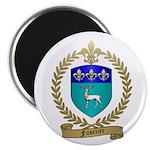 FUSELIER Family Crest Magnet
