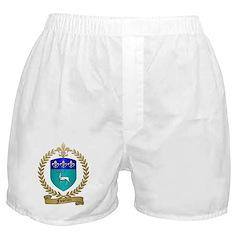 FUSELIER Family Crest Boxer Shorts