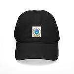 FUSELIER Family Crest Black Cap