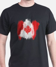 Canada Flag Canadian T-Shirt