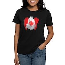 Canada Flag Canadian Tee