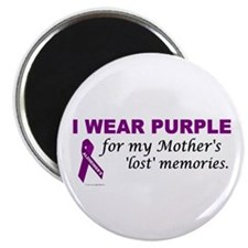 """My Mother's Lost Memories 2.25"""" Magnet (100 pack)"""