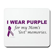 My Mom's Lost Memories Mousepad