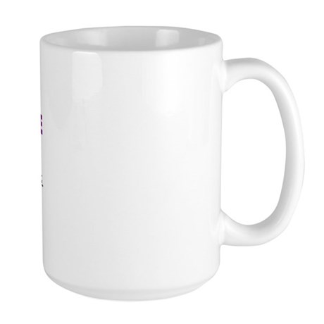 My Mom's Lost Memories Large Mug