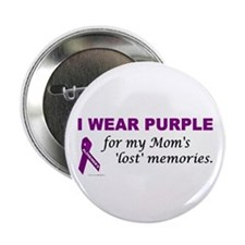 My Mom's Lost Memories Button
