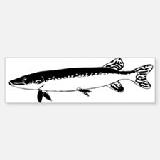 Pike Bumper Bumper Sticker