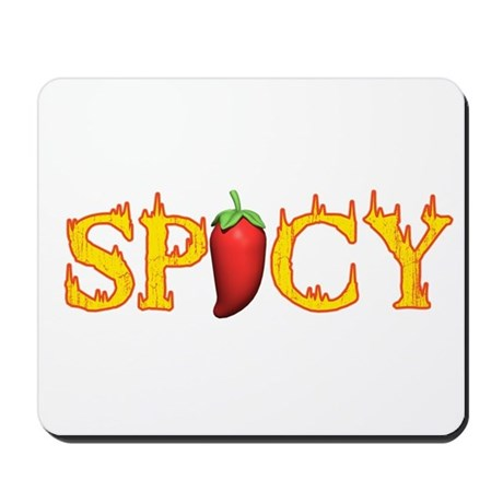 Spicy Hot Mousepad