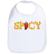 Spicy Hot Bib