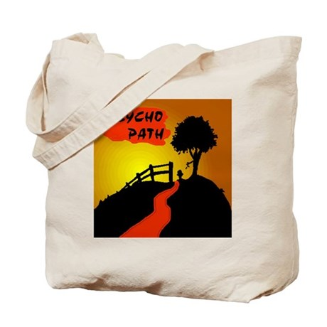 PSYCHO PATH Tote Bag