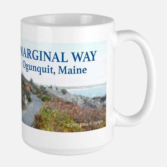 Ogunquit Marginal Way Large Mug