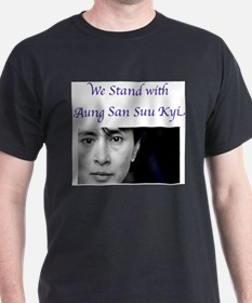 Unique Aung sun suu kyi T-Shirt