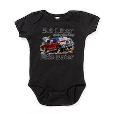 Cute Diesel performance Baby Bodysuit