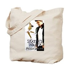 Skaters Waltz Tote Bag
