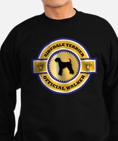 Cute Airedale terrier Sweatshirt